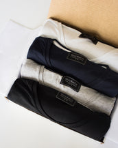 Set 04 Basics T-shirts