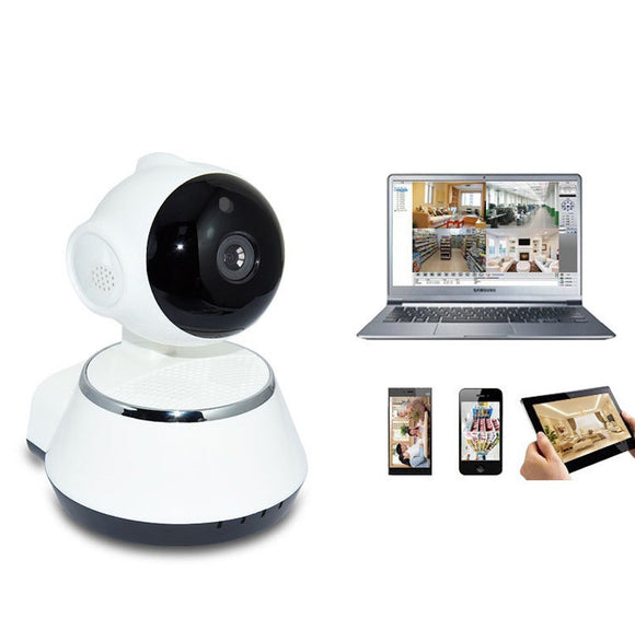 IP 720P Surveillance Camera -  Wireless Ipcam CCTV Security Camera (w/WIFI)