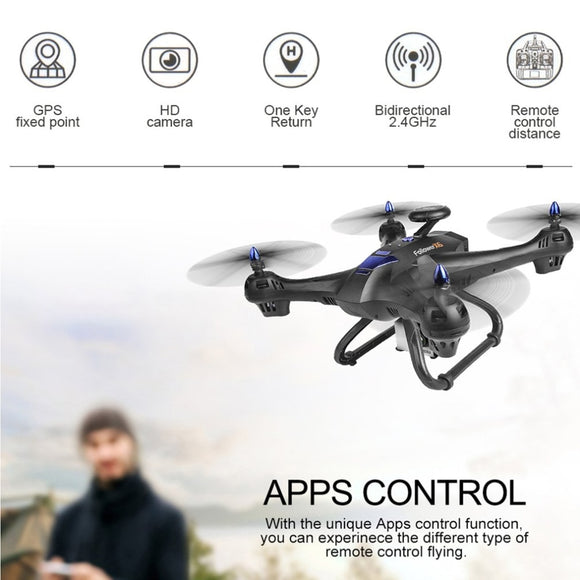 2.4G RC Drone Quadrocopter with 720P Camera