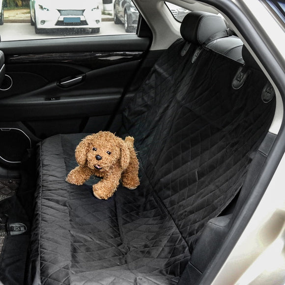 600D Oxford Pet Car Seat Cover Mat for Pets