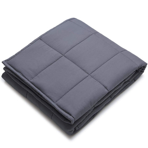 YnM weighted Blanket 15LBS