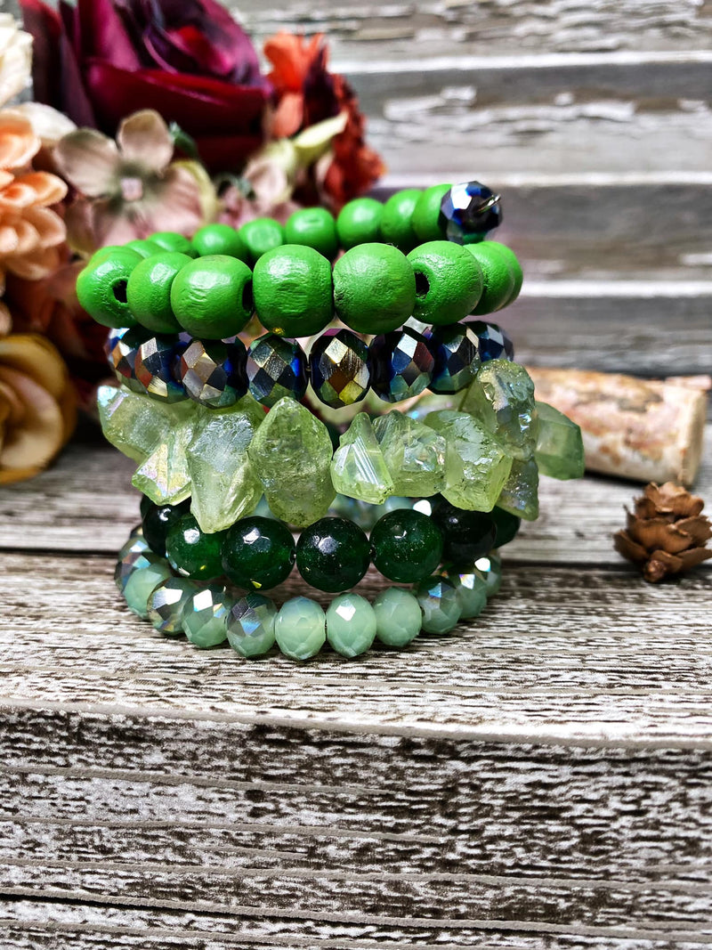 Green With Envy Mega Sugar Stack