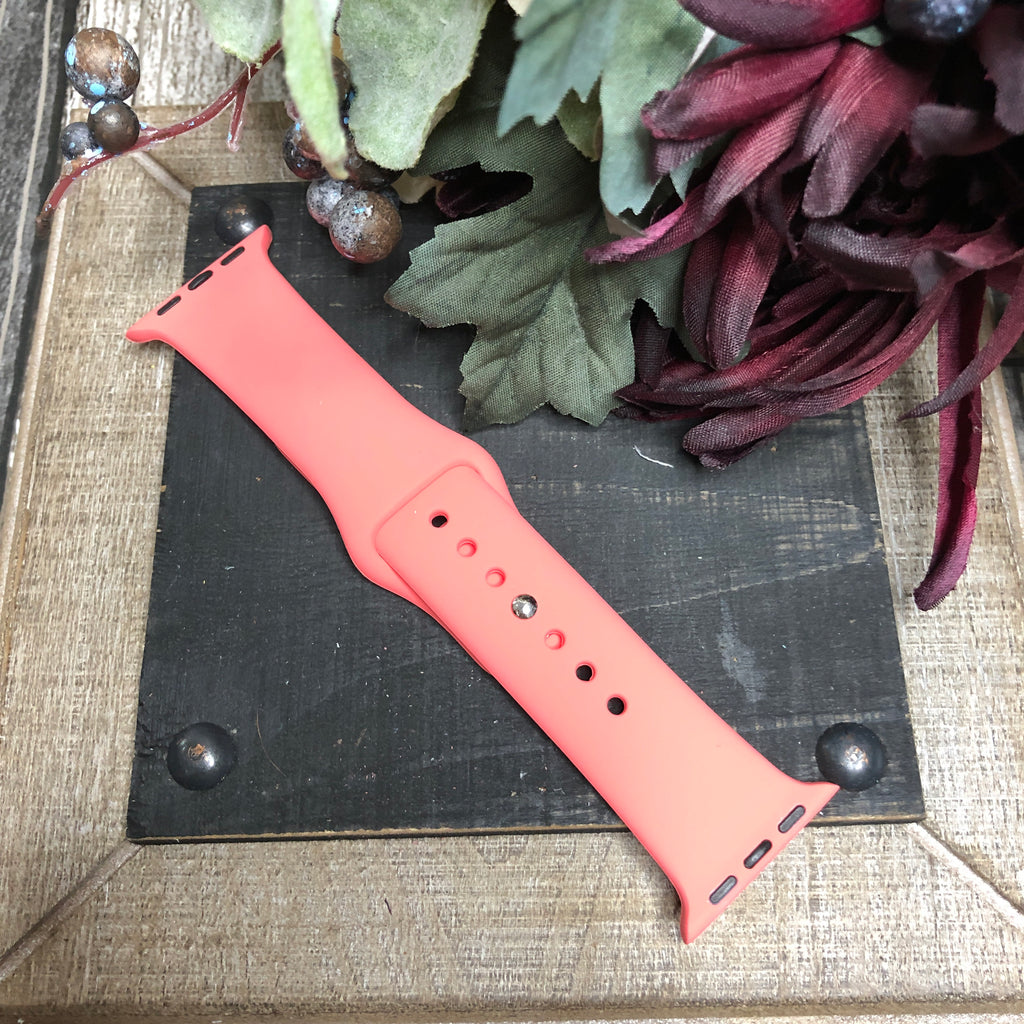 Apple watch Band - Coral 38mm