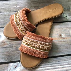 Stella - slip on hippie sandal