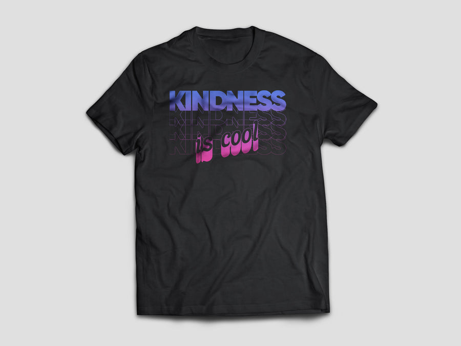 Kindness is Cool T-shirt (Retro)