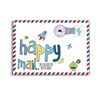 Happy Mail - Blue