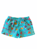 Blue Butterflies Shorts