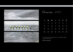 Calendriers 2021 Collection NO autrement...