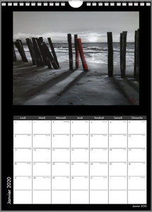 Calendriers 2020  Collection NO autrement...