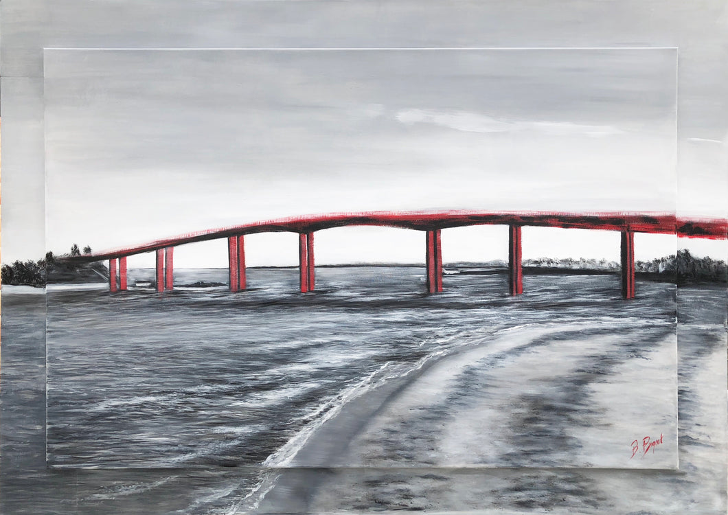 Collection NO autrement... Focus sur le Pont, Artbeige by Benedicte Eigelthinger Brigeot