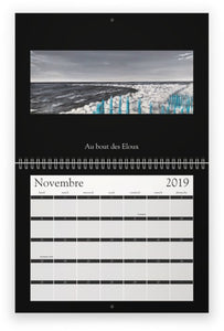 Calendriers 2019  Collection NO autrement...