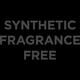 No Synthetic Fragrances