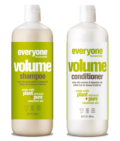 Sulfate-Free Shampoo + Conditioner Set
