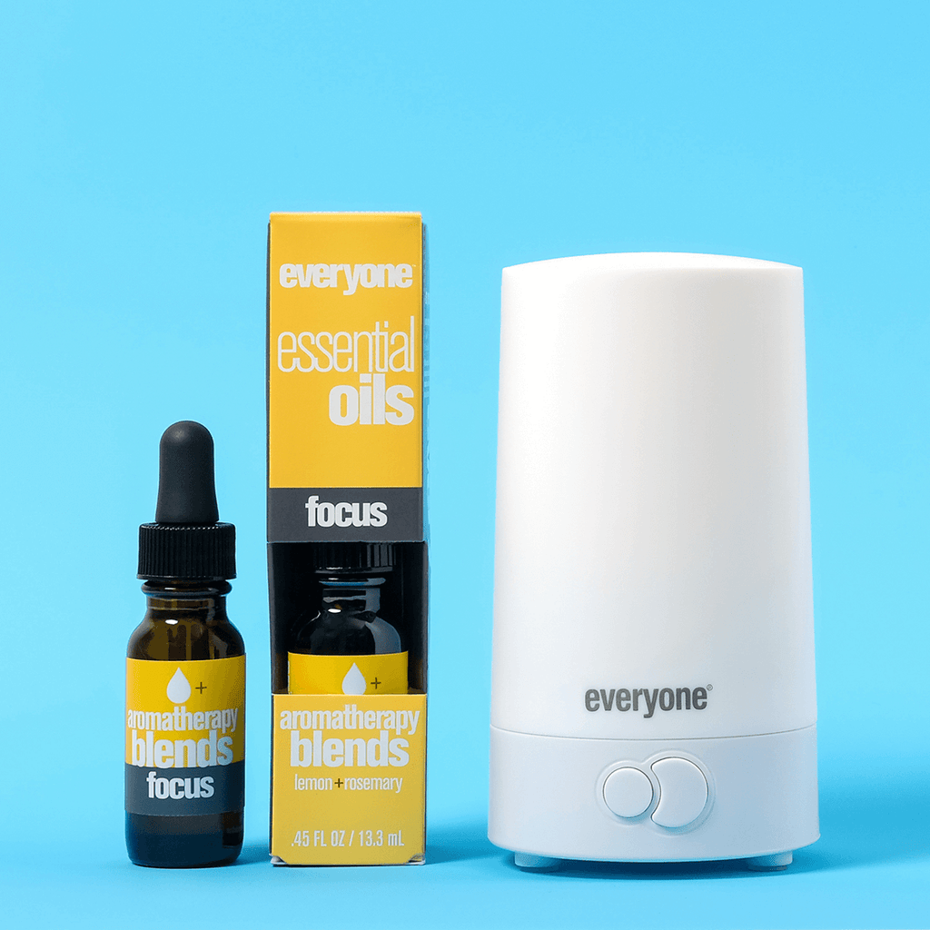 Everyone Aromatherapy Oil & Diffuser Set - Focus