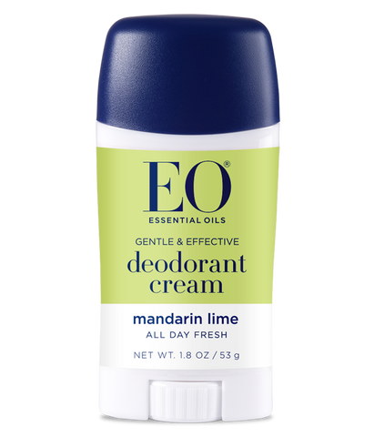 Deodorant Cream Mandarin Lime 1.8 OZ