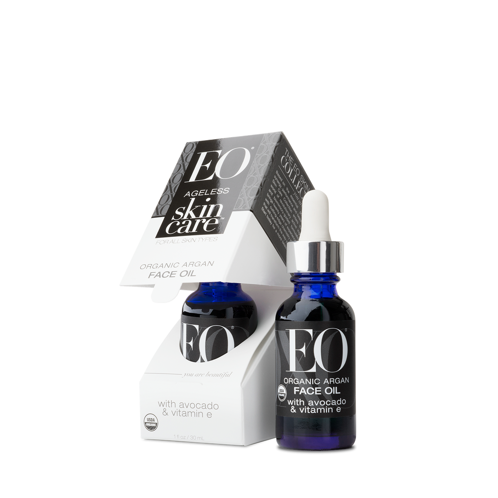 EO Ageless Skin Care Organic Argan Face Oil