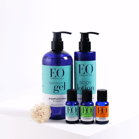 Uplift Aromatherapy Bath & Essential Oil Collection