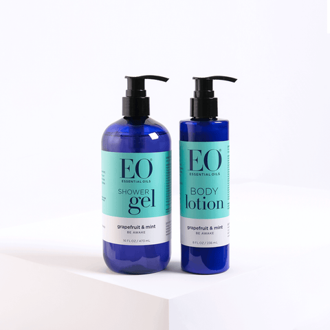 Refreshing Lotion & Shower Gel Duo - Grapefruit Mint