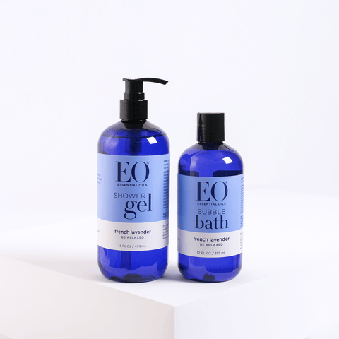 French Lavender Bubble Bath & Shower Gel Duo