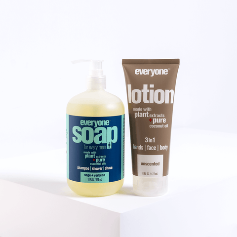Back to Basics Soap + Lotion Duo – Sage & Verbena
