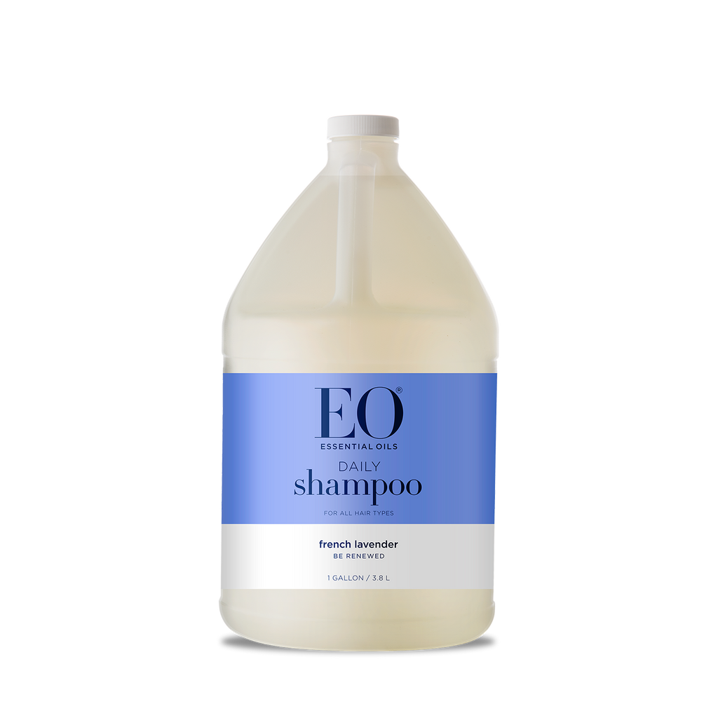 EO French Lavender Everyday Botanical Shampoo Gallon
