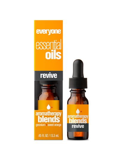 Pure Essential Oil Aromatherapy Blend Revive
