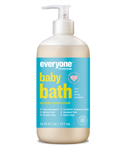 Baby Bath Simply Unscented
