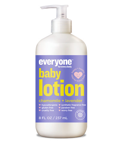 Baby Lotion Chamomile + Lavender