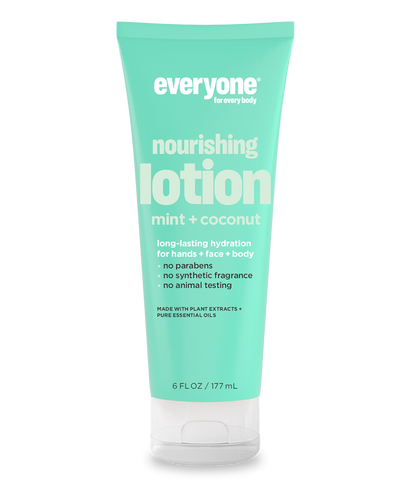 3-in-1 Lotion Mint + Coconut