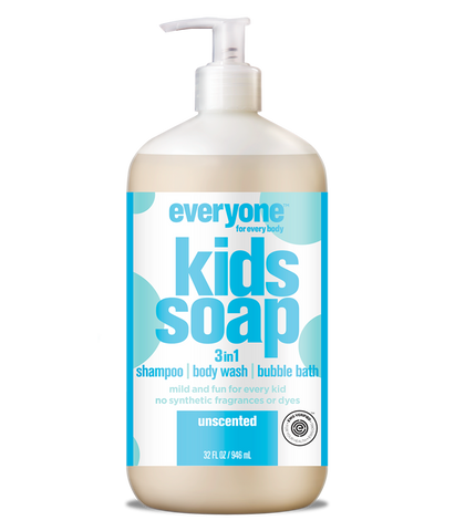 Kids 3-in-1 Soap Unscented