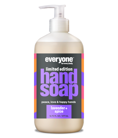 Limited Edition Hand Soap Lavender + Spice