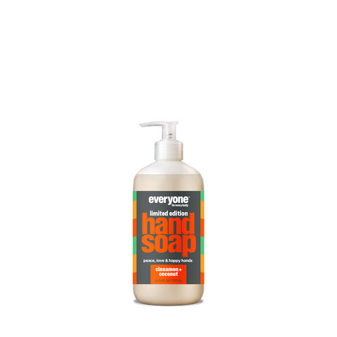 Limited Edition Hand Soap Cinnamon + Coconut