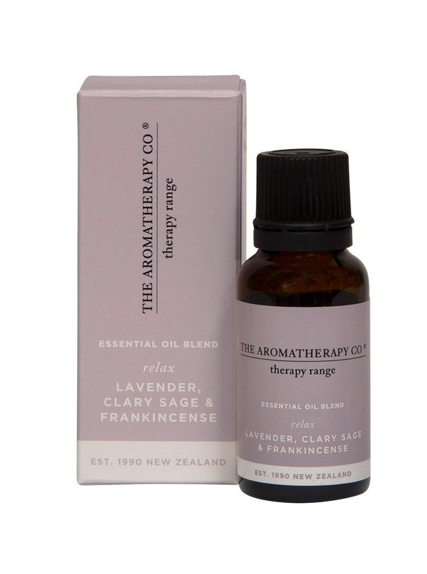 AROMATHERAPY CO - Essential Oil Blend, Relax