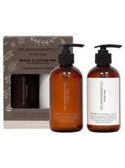 THE AROMATHERAPY CO - Therapy Kitchen, Wash and Lotion Pump Pack