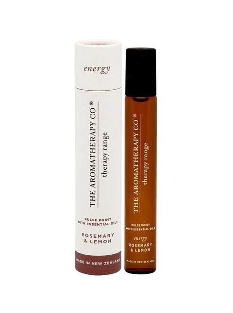 THE AROMATHERAPY CO - Therapy Pulse Point, Energy, Rosemary & Lemon