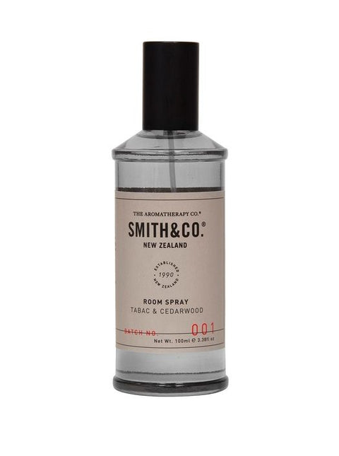 SMITH & CO - Tabac & Cedarwood, Room Spray