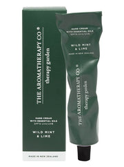 THE AROMATHERAPY CO - Therapy Garden, Hand Cream, Wild Mint & Lime