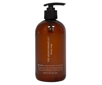 THE AROMATHERAPY CO - Therapy Range, Hand & Body Wash, Sandalwood & Cedar