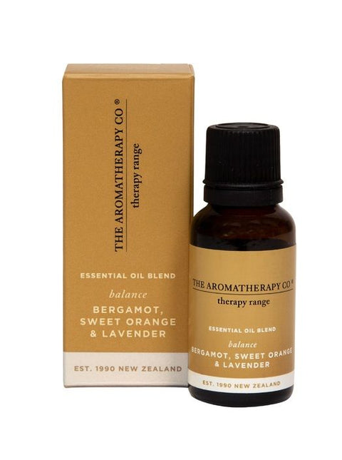 AROMATHERAPY CO - Essential Oil Blend, Balance - Makers On Mount