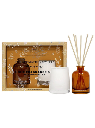 THE AROMATHERAPY CO - Therapy Mini Home Fragrance Gift Set, Balance