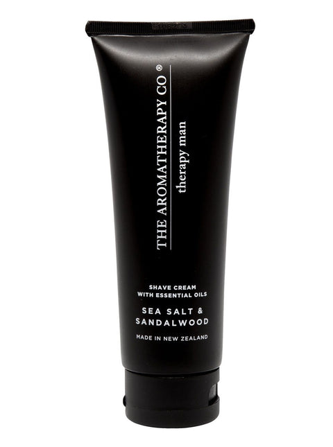 THE AROMATHERAPY CO - Therapy Man, Shave Cream