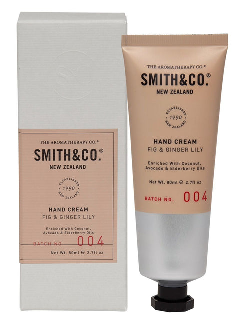 SMITH & CO - Fig & Ginger Lily, Hand Cream