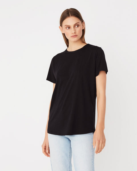 ASSEMBLY LABEL - Everyday Tee, Black