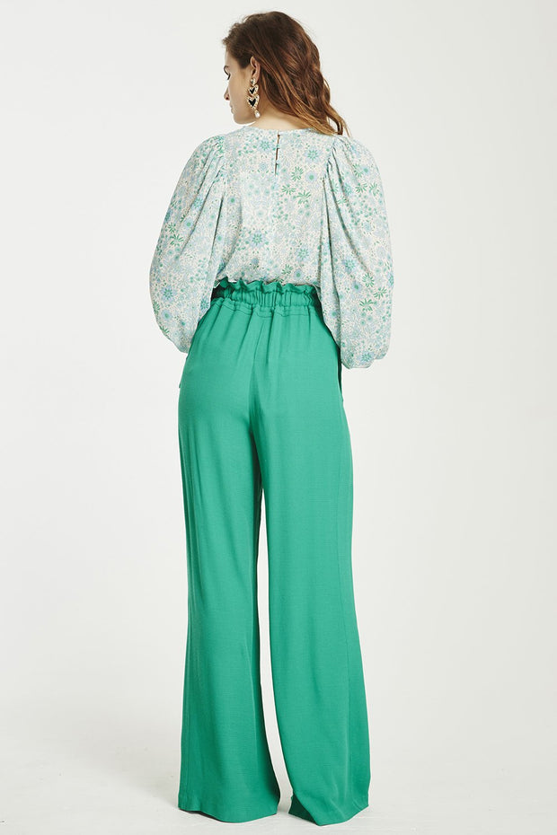 VÉSTIRE - In Bloom Pant, Peppermint