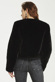 VÉSTIRE - Fade Into You Coat, Black - Makers On Mount
