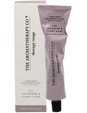 THE AROMATHERAPY CO - Therapy Range, Lavender & Clary Sage, Hand Cream