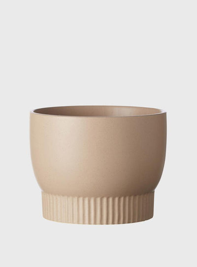 EVERGREEN COLLECTIVE - Wilder Pot Medium, Clay