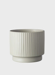 EVERGREEN COLLECTIVE - Dune Pot Medium, Soft White