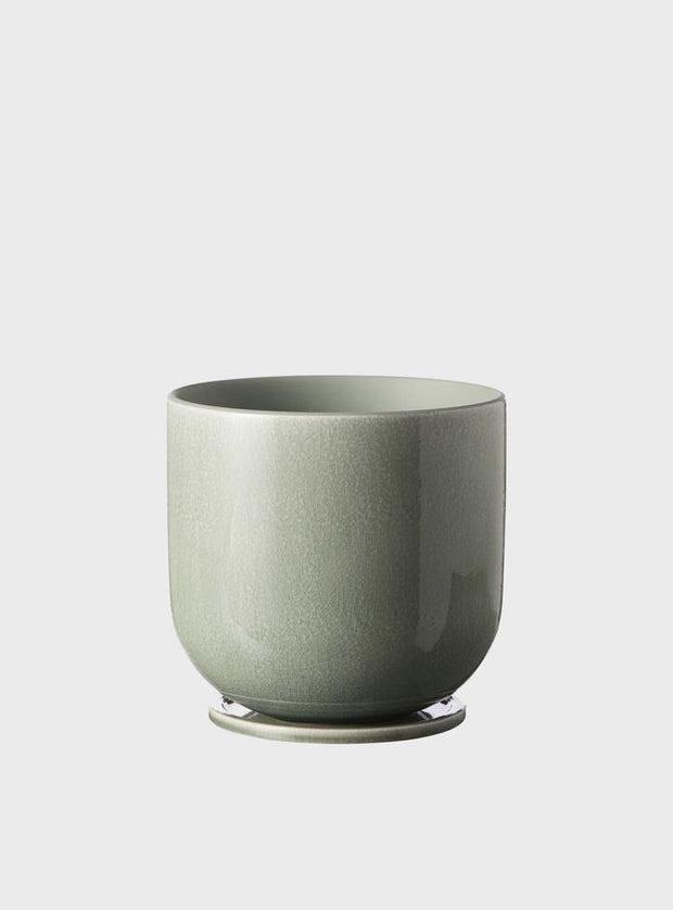 EVERGREEN COLLECTIVE - Mio Pot Medium, Moss - Makers On Mount