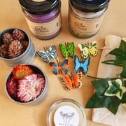NATURE & CO - Sensory Play Dough Kits, Butterfly